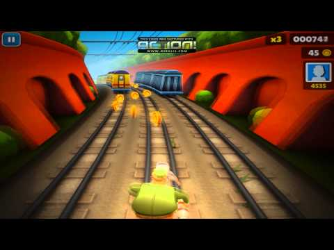 [Random] Subway surfers Gameplay