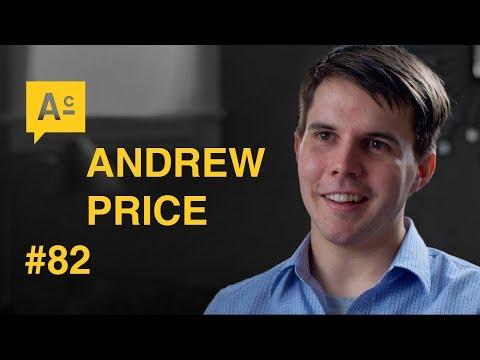 Art Cafe #82 - Andrew Price