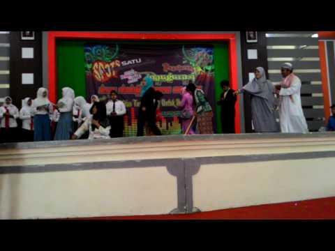 Inagurasi kelas A3 Tarbiyah 2014 IAIN JEMBER