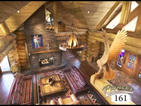 pioneer log homes of bc slideshow part 2 youtube. Black Bedroom Furniture Sets. Home Design Ideas