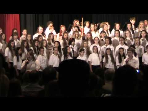 Les Miserables Medley- Maple Point Middle School 6-5-13