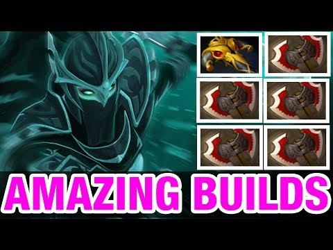 5 Battlefury Phantom Assassin VS PL And CK - Amazing Builds - Dota 2