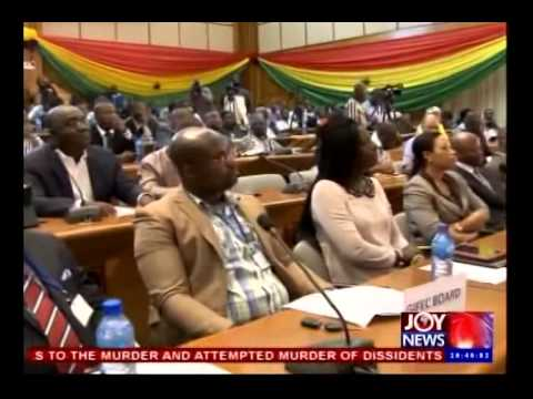Ghana Business News on Joy News (12 -3-14)