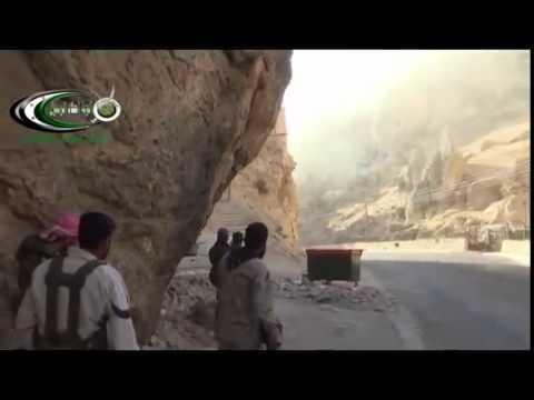 07.09.2013 Сирия, Маалюля. Атака террористов
