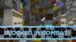 Minecraft 1.11: Blocked In Combat [Survival/PVP Map]