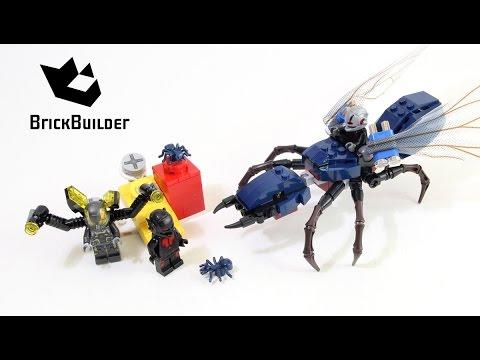 Lego Super Heroes 76039 Ant-Man Final Battle - Lego Speed Build