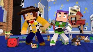 Minecraft: TOY STORY NO MINECRAFT (Esconde-Esconde)