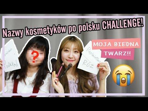 KOREANKA ZGADUJE POLSKIE WYRAZY CHALLENGE