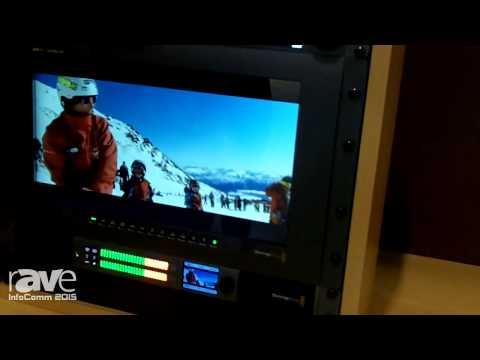 InfoComm 2015: Blackmagicdesign HyperDeck Studio 12G Recorder