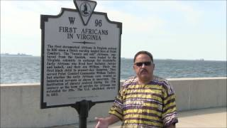 First Africans in English North America