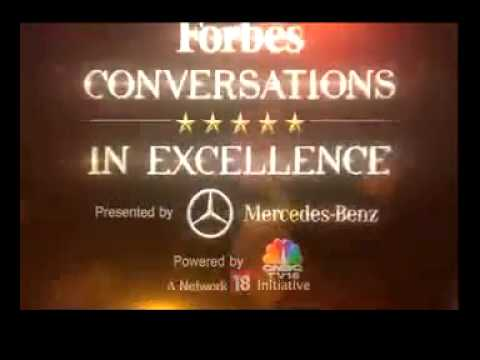 Catch Leander Paes at the 'Conversations in Excellence' Awards powered by Mercedes Benz 360p