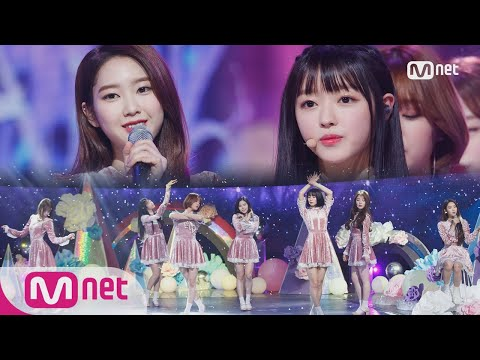 OH MY GIRL - Secret Garden Comeback Stage  M COUNTDOWN 180111 EP.553
