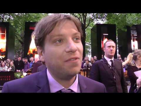 Gareth Edwards Interview - Godzilla Premiere