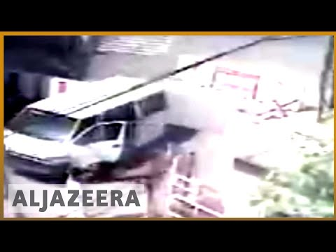 Footage of Taliban attack in Lahore - 02 Jun 09 Video