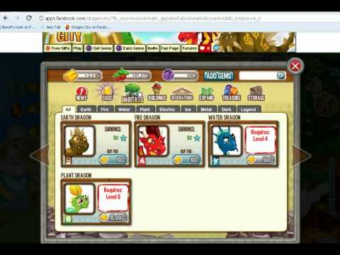 Dragon City HACK USING CHEAT ENGINE 6.1 or 6.2