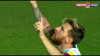 Lionel Messi Super Goal - Argentina - Columbia HD