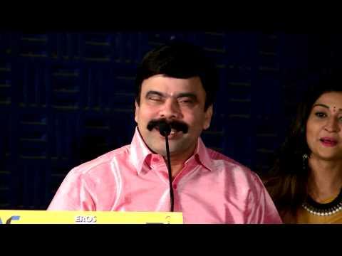 Tamil Cinema Comedy Speech By Power Star Dr.Srinivasan - 2015 - RedPix 24x7