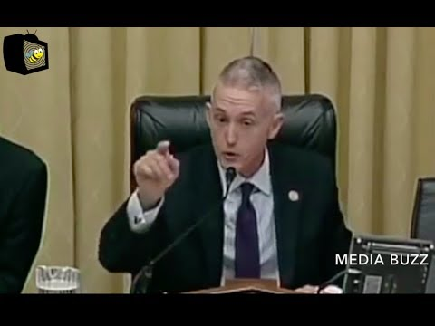 Trey Gowdy FED UP with the IRS! Screams About Corruption and Obama's BullSh*t!