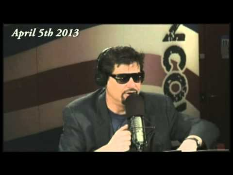 Mike on Mancow 4.5.13