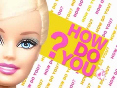 2010 Barbie Video Girl Doll Commercial