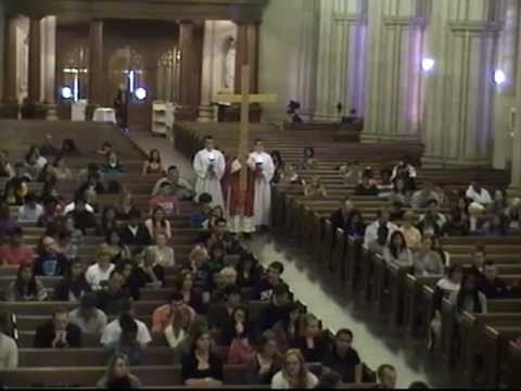 Catholic Mass - 4/6/12 - Good Friday