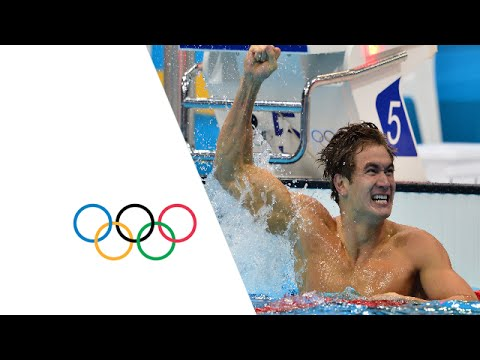 Nathan Adrian Wins Men's 100m Freestyle Gold - London 2012 Olympics
