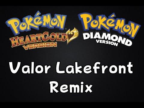 Pokémon Diamond - Valor Lakefront (HGSS Soundfont)
