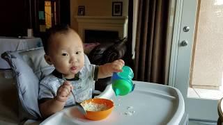 Baby Feeding Self