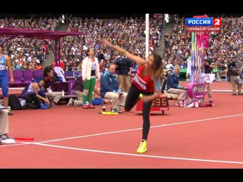 Leryn Franco on the Olympic Games in London 2012