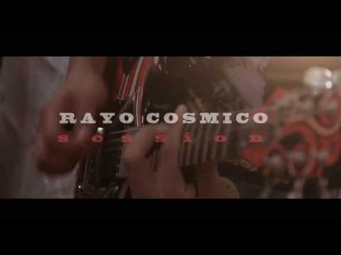 LIVE SESSION - RAYO COSMICO - ( Instrumental ).