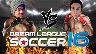 O MAIOR CONFRONTO DO DREAM LEAGUE SOCCER 16 - ADEH GAMES x HOBBY GAMES
