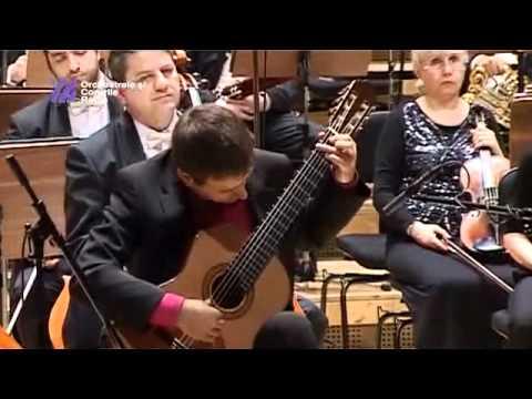 Goran Krivokapic plays Villa-Lobos Concerto: Cadenza