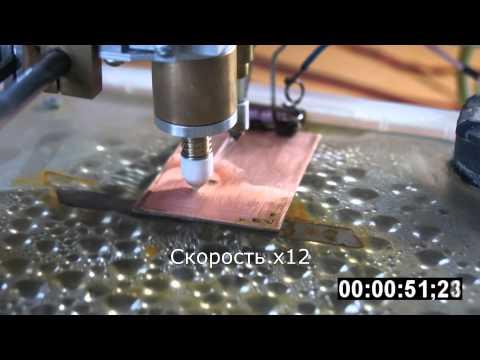 Электроискровая обработка металла своими руками