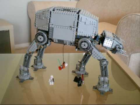 Lego Star Wars AT-AT Walker