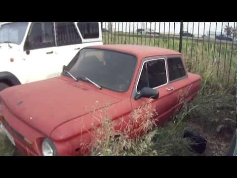 ЗАЗ 968 М. Обзор (интерьер. экстерьер).