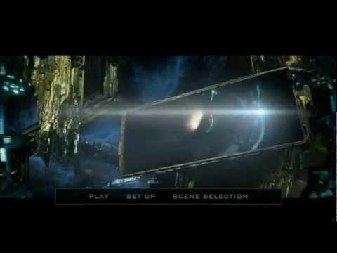 Transformers: Dark of the Moon DVD Menu