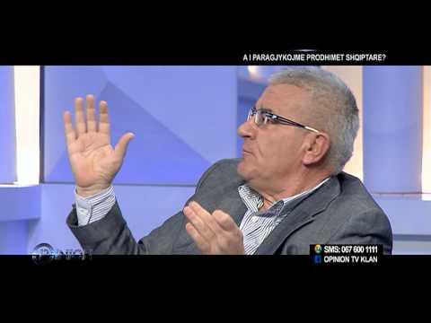 Opinion - A i paragjykojme prodhimet shqiptare? (29 tetor 2013)