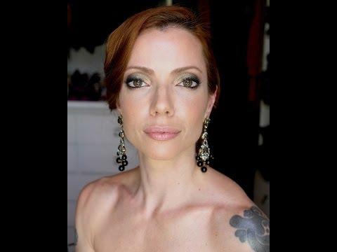 Julia Petit Passo a Passo Jessica no MET Maquiagem