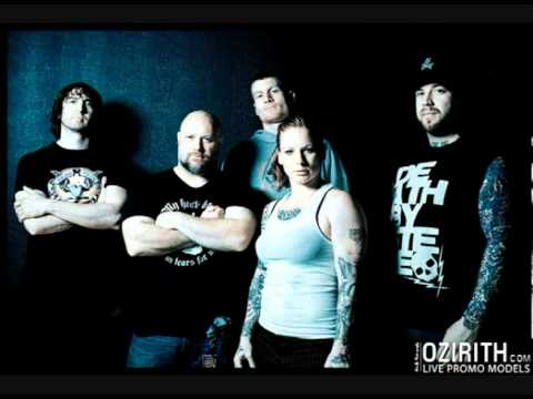 Walls Of Jericho - Standing On Paper Stilts