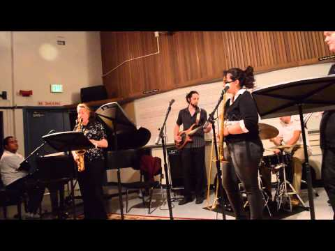The DVC Jazz Messengers 'Equinox'  Diablo Valley College _October 8, 2013