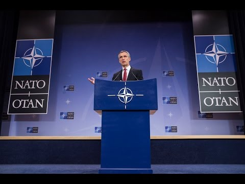 NATO Secretary General's pre-ministerial press conference, 11 MAY 2015 - Part 1/2