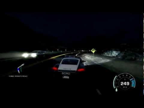 NFS Hot Pursuit 2010 on NVIDIA GeForce GT 630M (MAXED OUT)