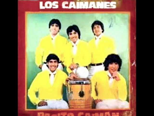 Los Caimanes Santiagueños - Pasito Caiman (Enganchados 1986)