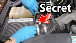 Doing This Will Make Your Engine Run Better