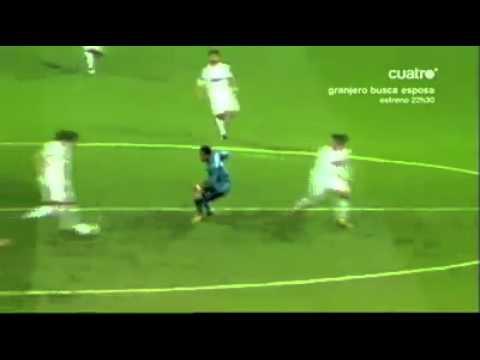 Real Madrid gol en 16 segundos de contraataque