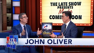 Maybe Coming Soon With John Oliver