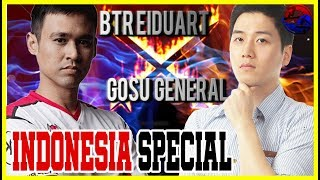 North America Marksman Player, playing with BTR Eiduart  - General Live(Mobile legends)