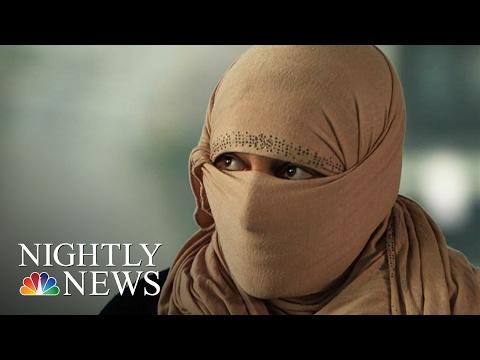 ISIS Terror: Yazidi Woman Escapes Sexual Slavery | NBC Nightly News