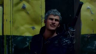 Devil may cry 5 demo  |PS4 PRO 4k 60fps HDR