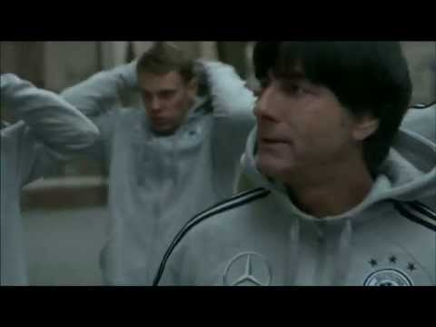Commerzbank TV Campaign, Joachim Löw and German NT, April 2014
